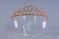 Свадебная диадема HA1694 G