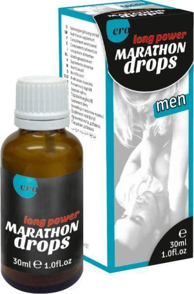 ERO Marathon drops Продлевающие капли для мужчин 30 мл.