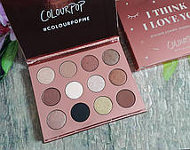 Палетка теней ColourPop - I Think I Love You - Pressed Powder Shadow Palette