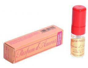 Духи с феромонами (концентрат)Parfum d'amour original Inverma, 3 ml