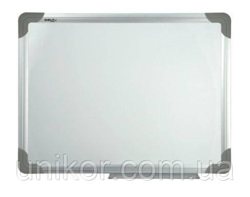 Доска магнитная сухостираемая, 45*60 см., алюминиевая рамка. Delta by Axent