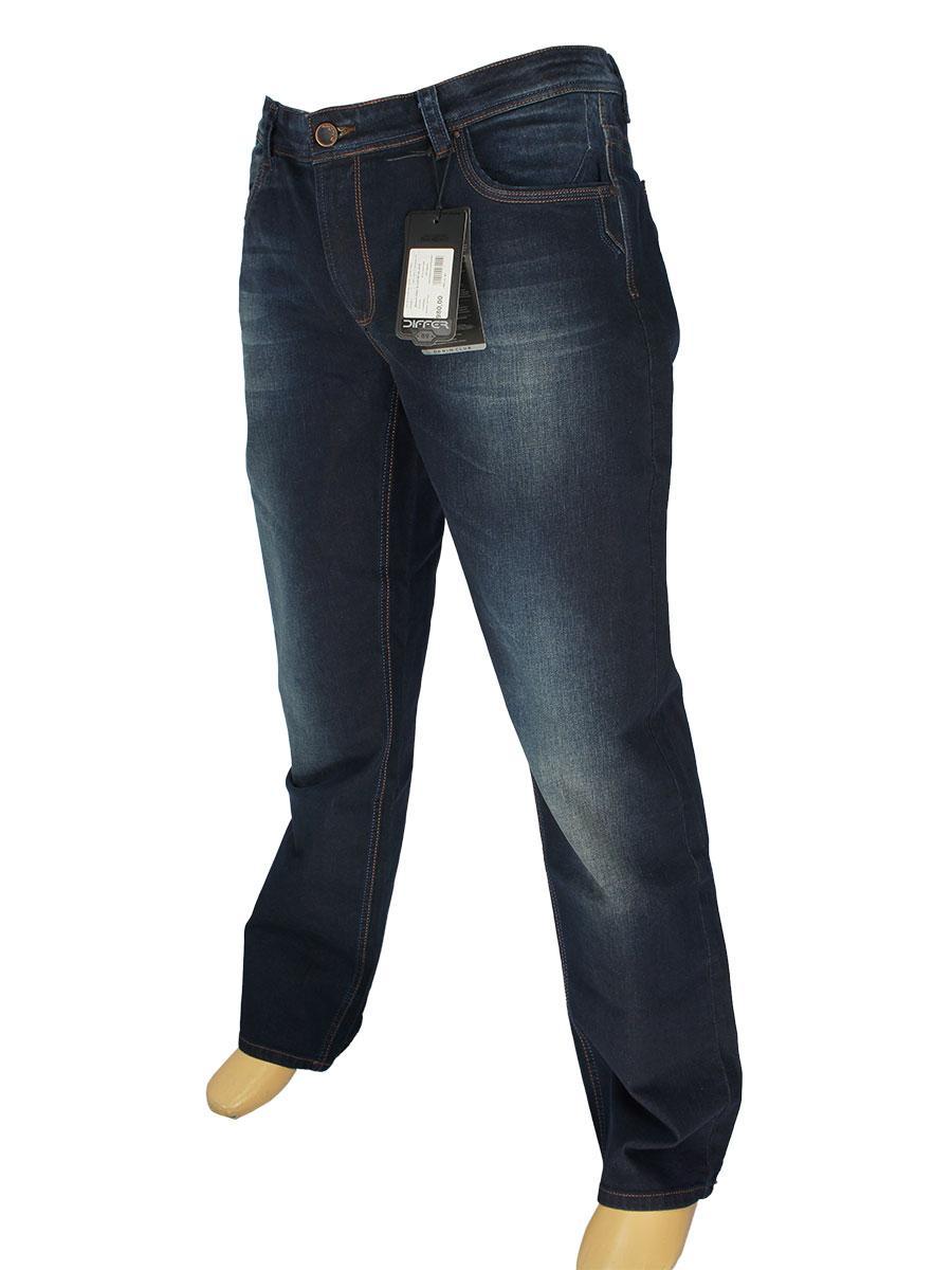 Чоловічі джинси Differ E-2360 SP.NO.0310 великого розміру