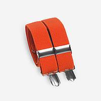 Подтяжки Bow Tie House детские оранжевые 03851