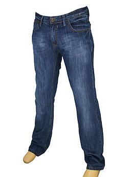 Чоловічі джинси X-Foot 140-1534 в темно-синьому кольорі