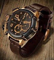 Часы U-Boat Chimera Bronze хронограф мужские AAA