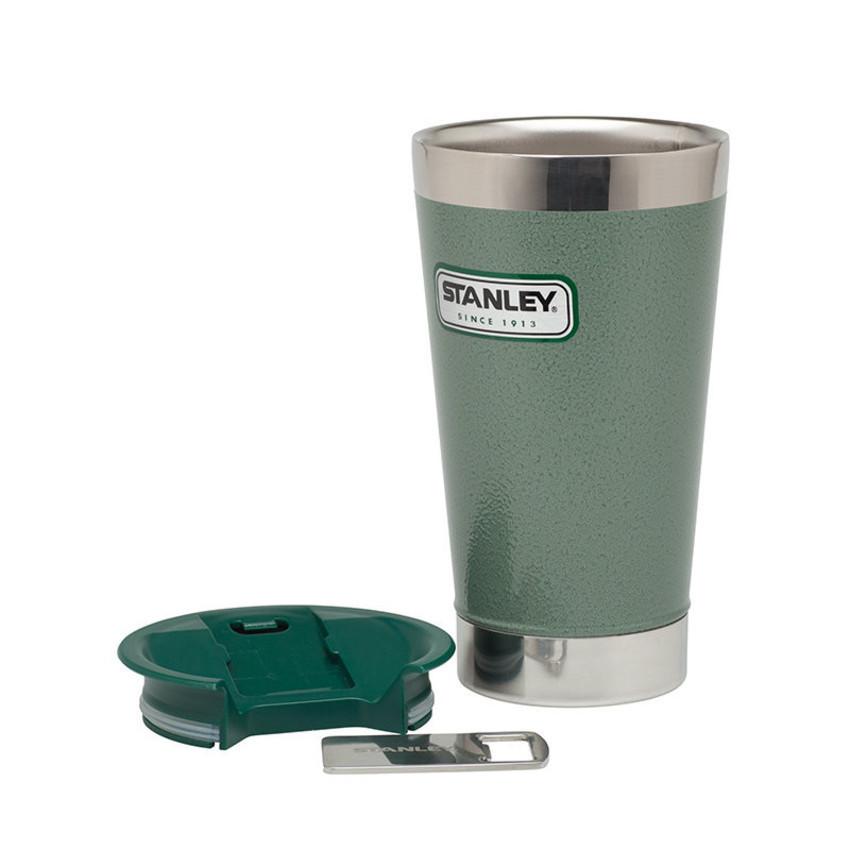 Термокружка Stanley Classic 0,47 л зеленая ST-10-01704-002