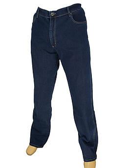 Темно-сині чоловічі джинси Lexus 615 P/4317 у великому розмірі