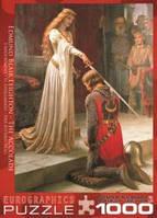 Пазлы картины художников Акколада Эдмунд Блэр Лейтон Eurographics 6000-0038