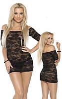 Мини платье и стринги Mini Dress & String S