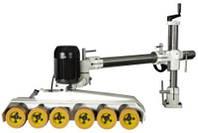 Устройство автоматической подачи Bekker AF68 для станка по дереву (6 роликов, 8 скоростей)