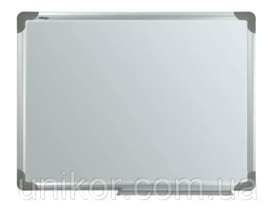 Доска магнитная сухостираемая, 60*90 см., алюминиевая рамка. Delta by Axent