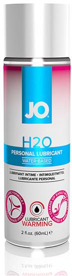 Согревающий лубрикант на водной основе для женщин JO H2O Women Warming 60ml
