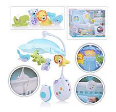 Карусель-проектор Play Smart Розумний малюк