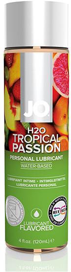 Лубрикант JO H2O LUBRICANT TROPICAL PASSION 120ML