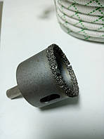 Коронка 40мм Craftmate по керамограниту спеченный алмаз, фото 1