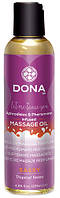 Массажное масло DONA SCENTED MASSAGE OIL - SASSY
