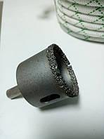 Коронка 55мм Craftmate по керамограниту спеченный алмаз, фото 1