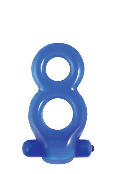 Эрекционное кольцо RENEGADE MENS RING BLUE