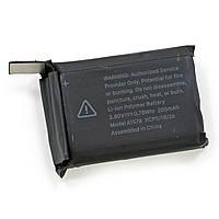 Аккумуляторная батаря (АКБ) для Apple Watch, 42mm, series 1, 250 мАч