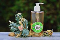 Шампунь-бальзам для восстановления волос с протеинами пшеницы и эфирными маслами