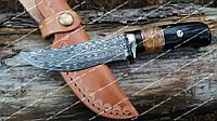 Нож охотничий DKY - Grizli ( Дамаск )