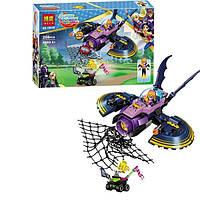 "Конструктор 10615 ""Бэтгерл Погоня на реактивном самолете""(аналог Lego 41230) 208 деталей"