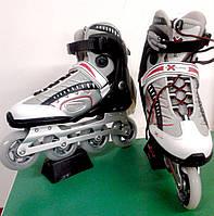 Роликовые коньки A4400 44-размер, фото 1