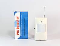 Датчик движения для GSM сигнализации, беспроводной датчик движения 433 мГц для охранной сигнализации