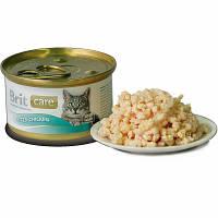 Brit Care (Брит Кеа) Cat KITTEN CHICKEN 80г - консервы для котят (курица)