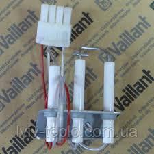 509697 Электрод розжига и ионизации Vaillant MAG XI, RXI, GRX