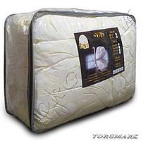 Одеяло двуспальное Zevs (VIP) Лебяжий пух 175 х 210.