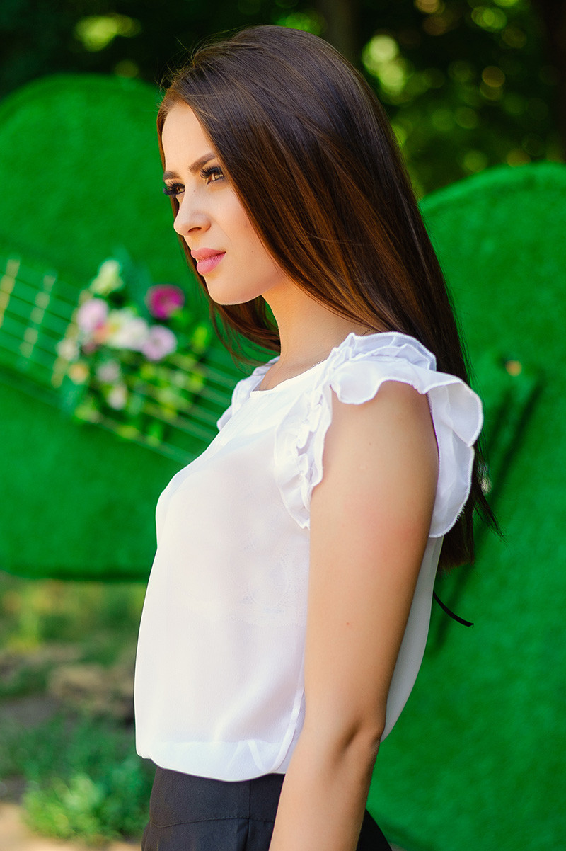 f7322172887 Белая блузка