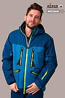 Мужской горнолыжный костюм Avecs 5668995 blue керамическая мембрана 10000 мм недорого | Avecs костюм размер
