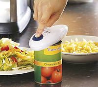 Автоматическая открывалка One Touch Can Opener, электрический консервный нож, открывашка для консерв