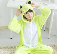 Пижама кигуруми женская. Жіноча піжама | Жаба
