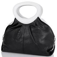 Женская кожаная сумка valenta (ВАЛЕНТА) vbe616181p2