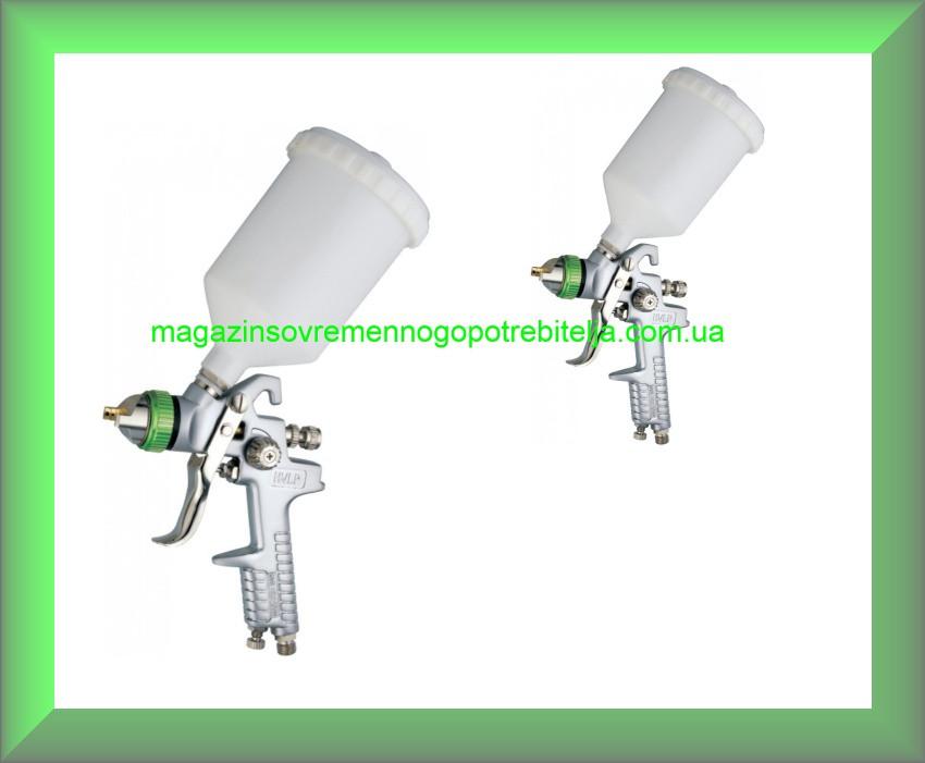 Пневматический инструмент Jonnesway - покрасочный пистолет JA-HLVP-1080G