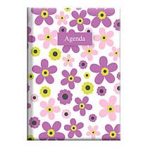 Ежедневник не датированный А5 Графо Violet