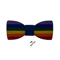 Бабочка Bow Tie House Rainbow flag LGBT movement 08319