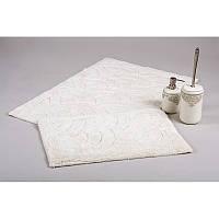 Набор ковриков для ванной Irya - Ponte krem кремовый 60*90+40*60