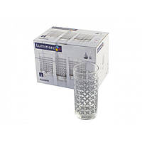 """Набор стаканов стекло """"Luminarc. Aldmin"""" (6шт) 270 мл 04095"""