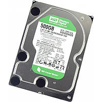 Жесткий дискWestern Digital WD5000AADS SATA 500Gb Caviar Green