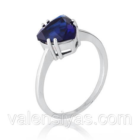 Серебряное кольцо-комплект КК2ФС/399, фото 2