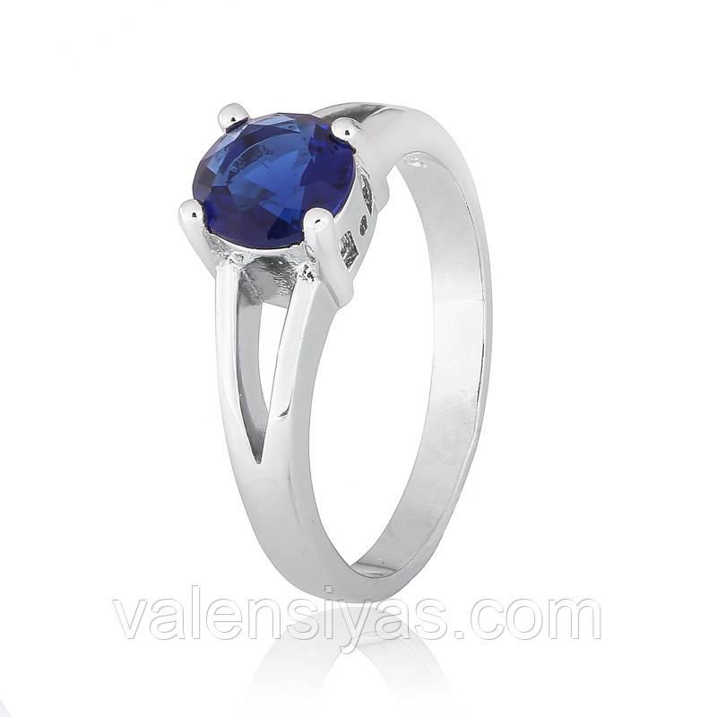 Серебряное кольцо-комплект КК2ФС/404