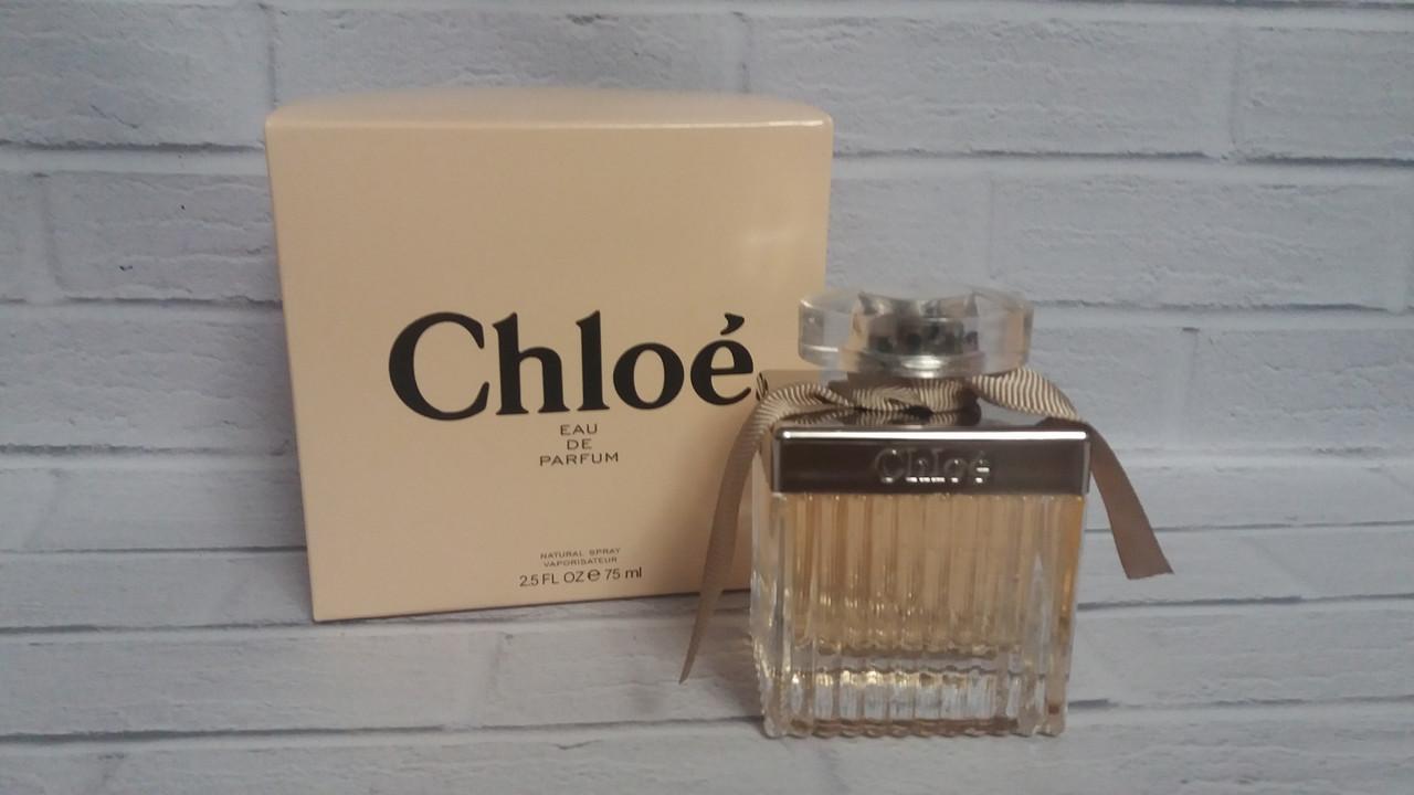 70582662274e Парфюмированная вода для женщин Chloe Eau De Parfum ,духи хлое бежевые