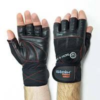 Тренировочные перчатки для фитнеса и бодибилдинга Stein Ronny GPW-2066 для дома и спортзала