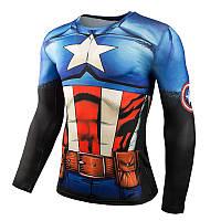 Мужская кофта Captain America СС2005
