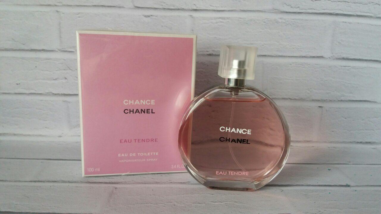 Туалетная вода для женщин Chanel Chance Eau Tendre , купить духи шанель  тендер - Larinel в 20a16f4cf73