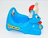 """Горшок детский (10) - цвет голубой """"Bugs Bunny"""" """"K-PLAST"""""""