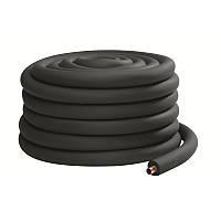 Каучуковая теплоизоляция INSUL TUBE - HT DN-28/19 мм